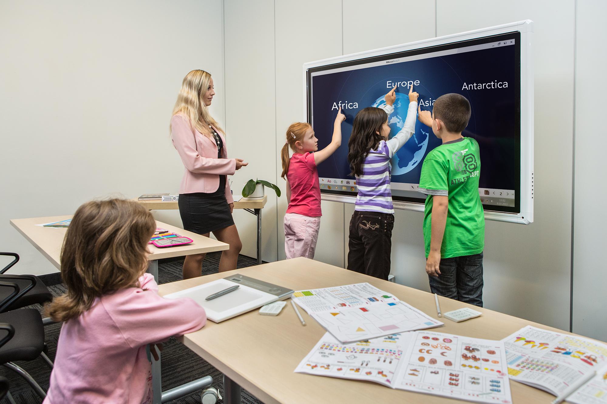 Triumph board in education