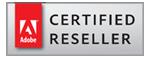 Adobe Certified Reseller Logo