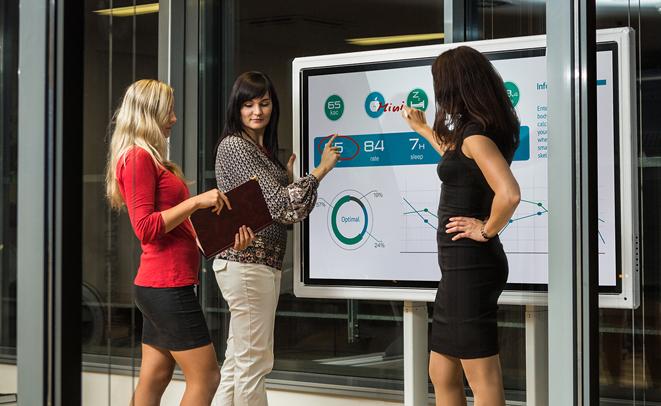 Triumph board presentation