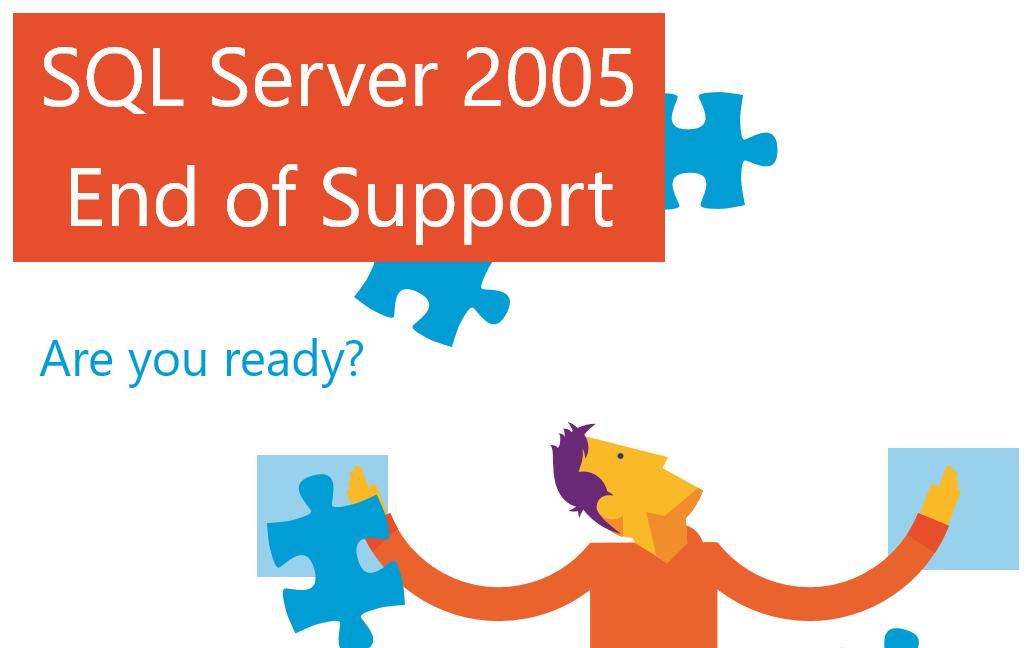 SQL2005 EOS