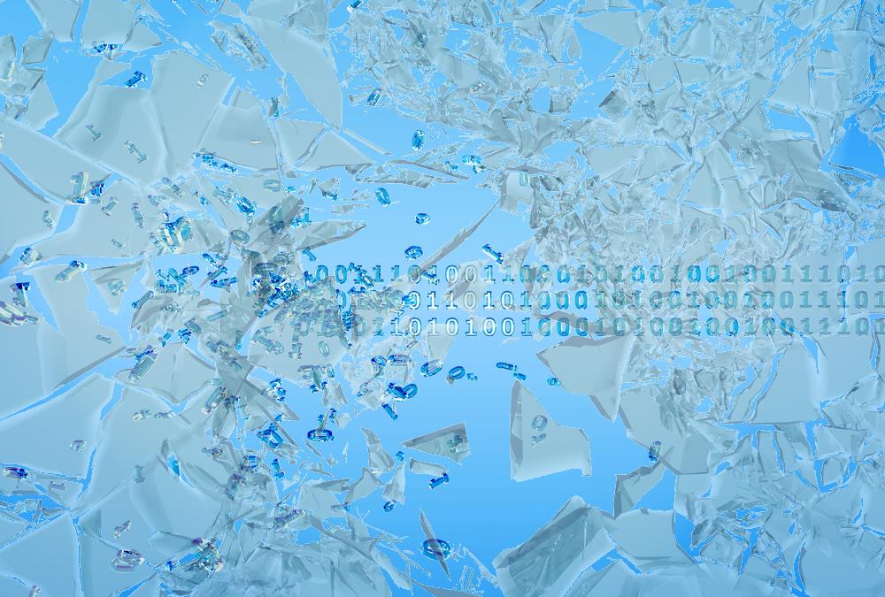 digital vandalism