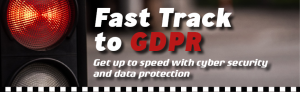 GDPR event banner